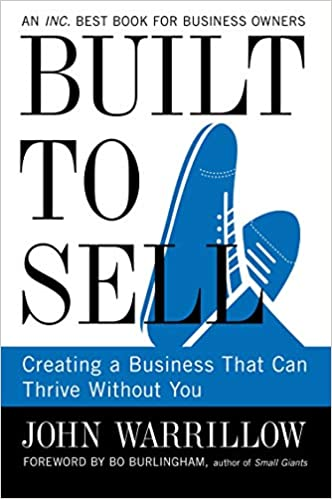 Built to Sell, book cover image
